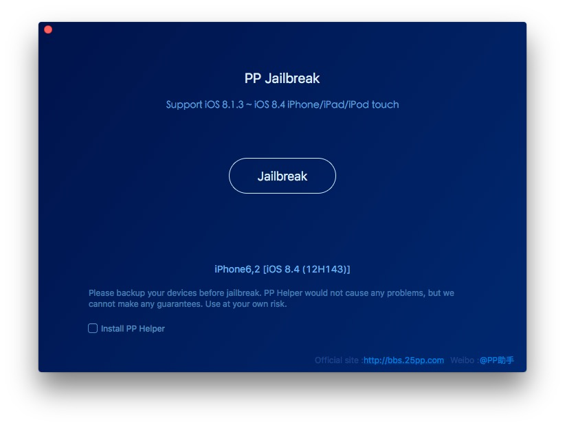 ppjailbreak-ios84-osx3
