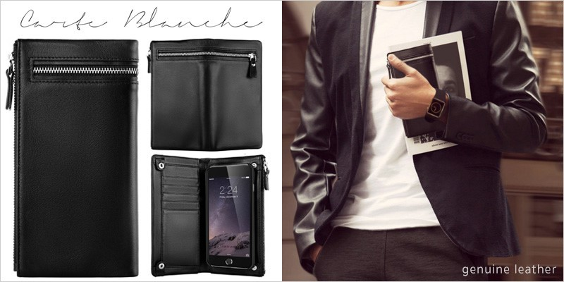 Carte Blanche Utility Wallet iPhone 6s
