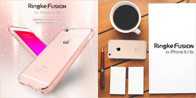 Rearth Ringke Fusion iPhone 6s