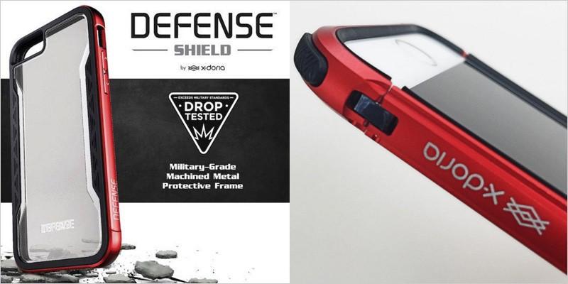 X-doria Defense Sheild iPhone 6s