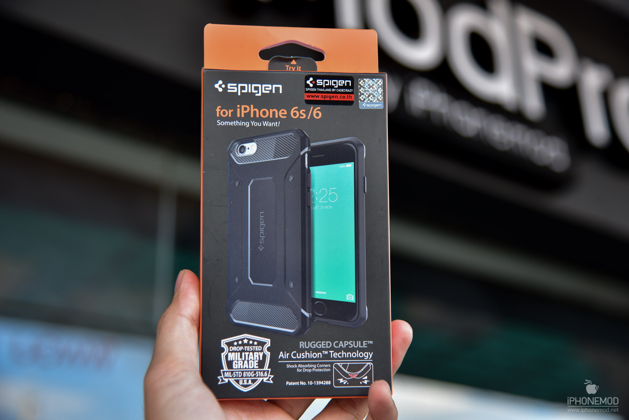 Spigen Capsule Iphone S