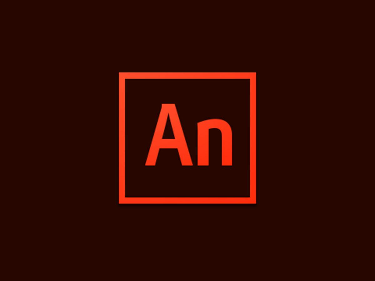 โลโก้ของ Adobe Animate CC