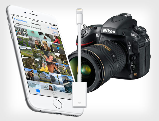 appleconnectorcamera