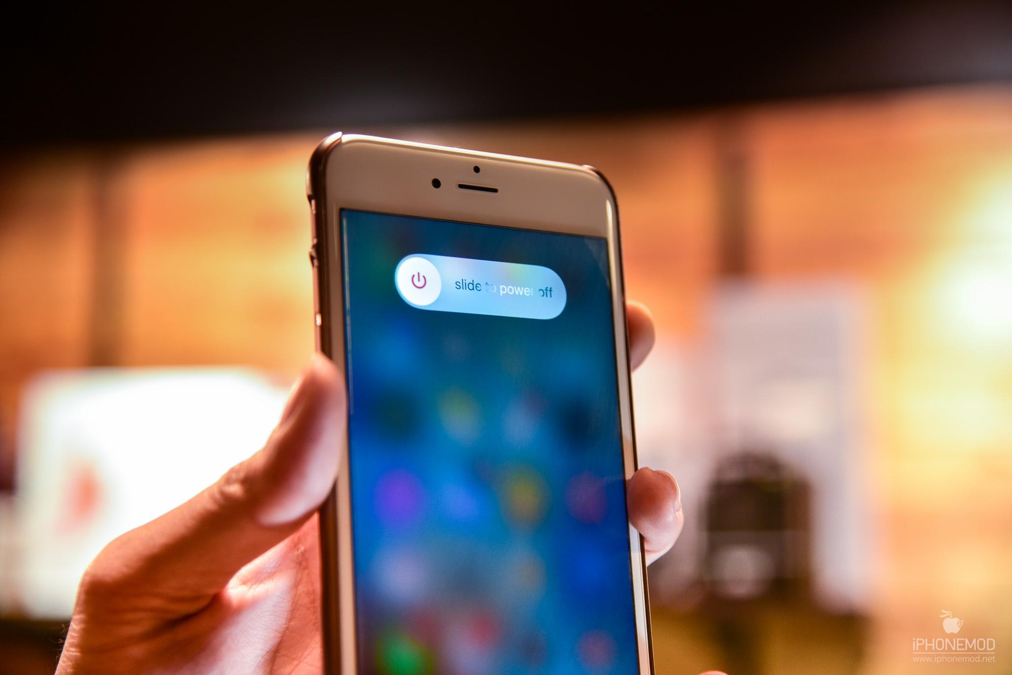 เคลียแรม iPhone