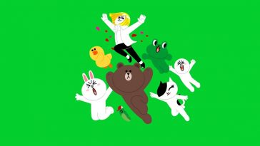 LINE Sticker SIM Vote (1)