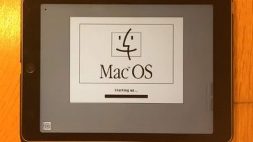 Macintosh Plus on iPad Air 2 (1)