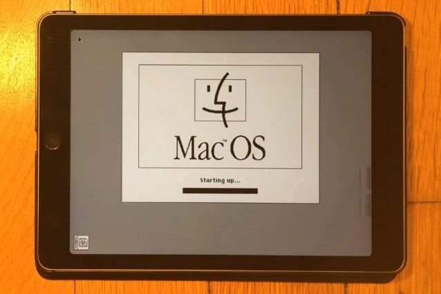 Macintosh Plus on iPad Air 2 (1)
