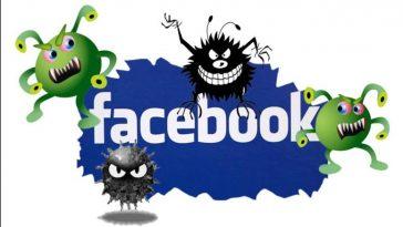Virus on Facebook