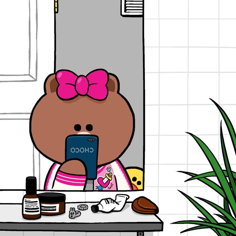 Choco-LINE-Friends-3