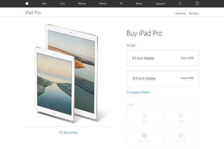 iPad Pro - Tier 1