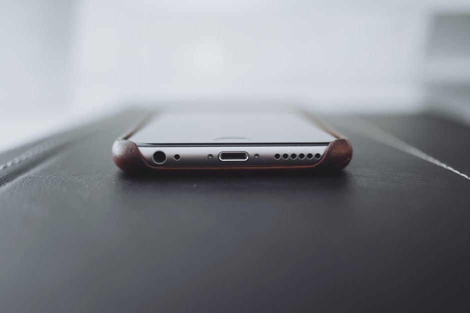 Saddle Brown Leather Case for iPhone - 8 Months Used (5)