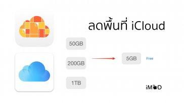 icloud drive downgrade storage