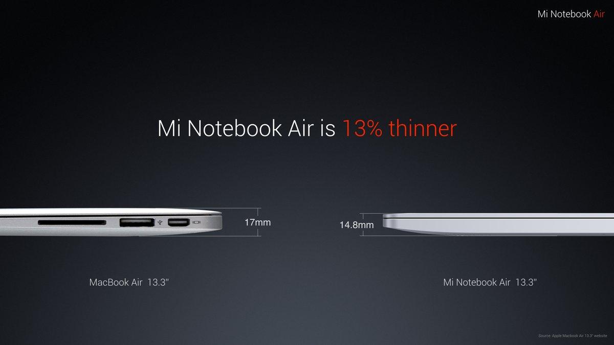 Mi Notebook Air (1)