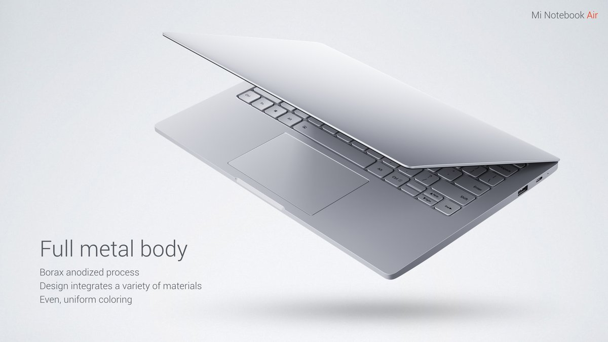 Mi Notebook Air (4)