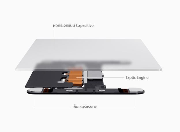 TrackpadMacBook