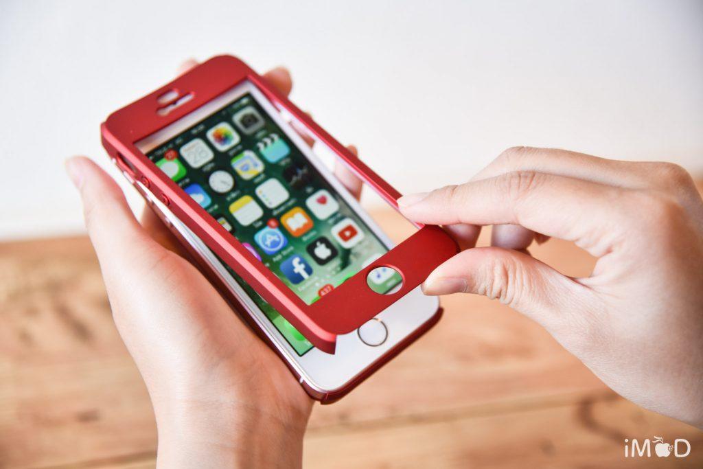 Vorson iPhone SE case-8