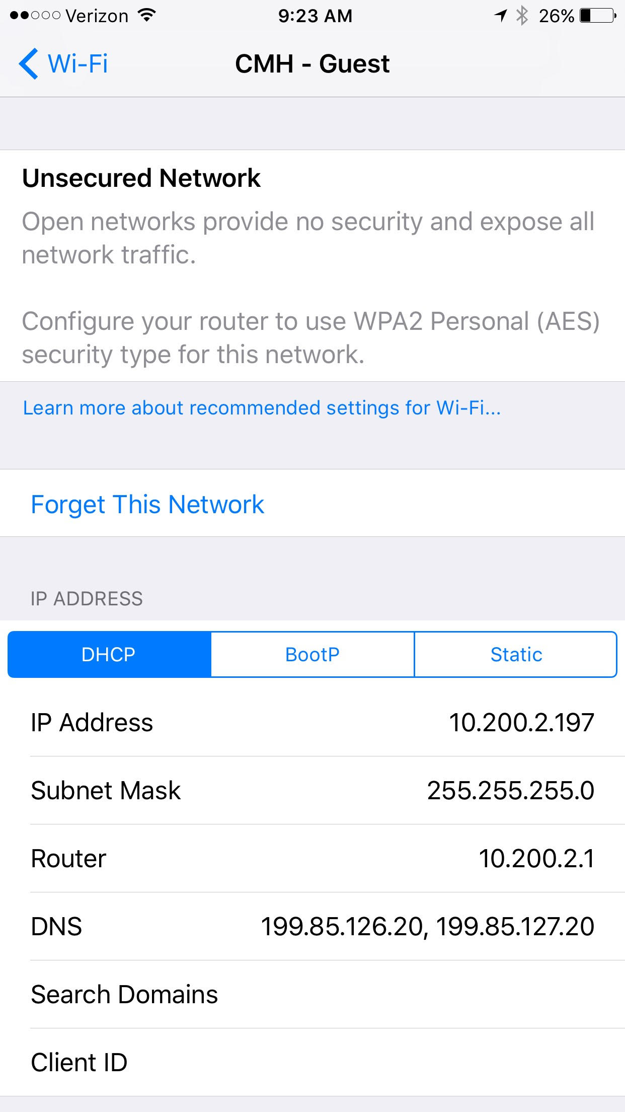 ios-10-unsecured-networks