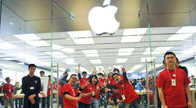 AppleStoreChaina
