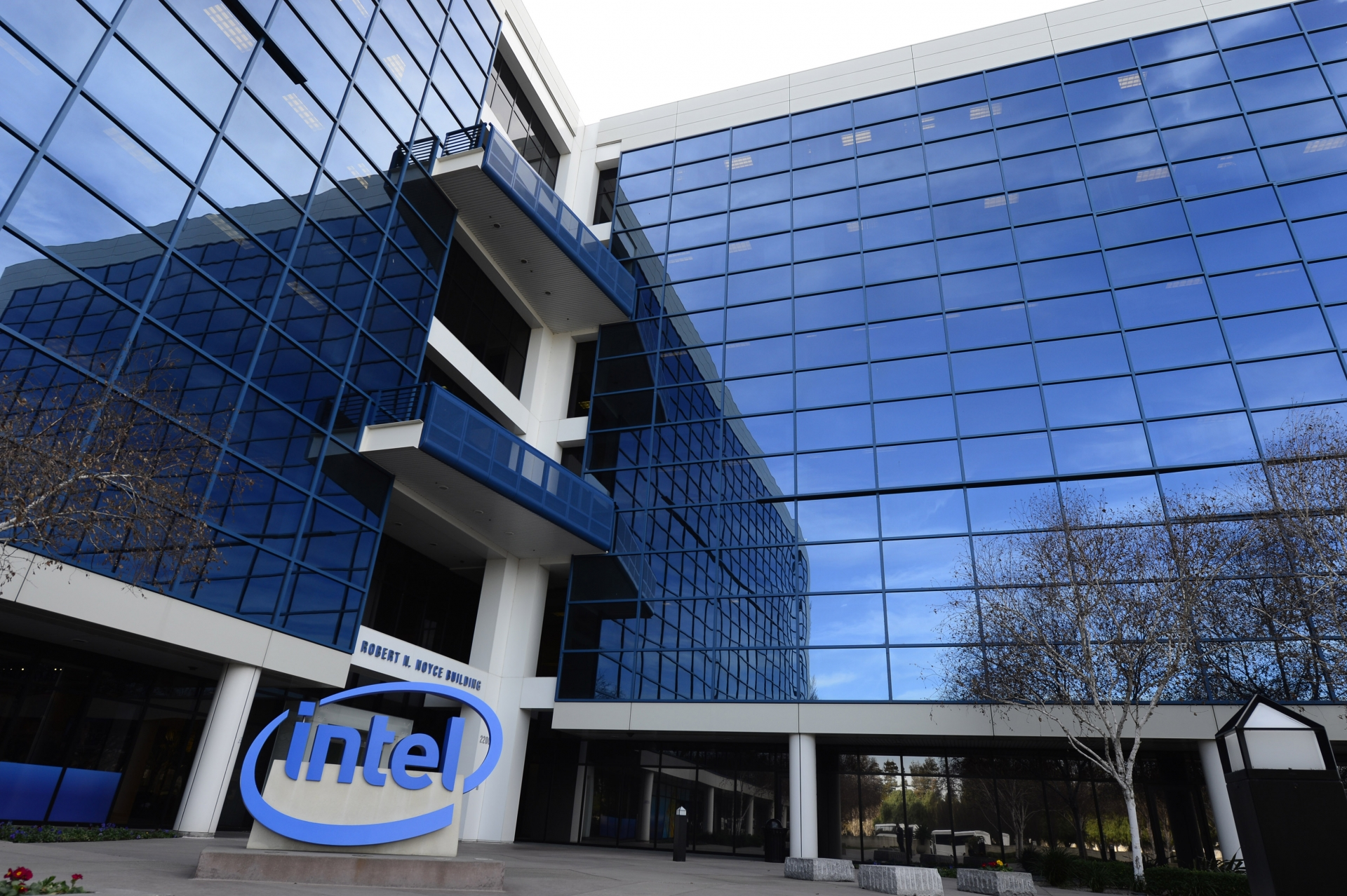 worlds largest intel building - HD 1600×1065