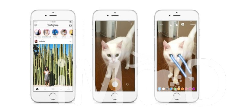 Introducing Instagram Stories