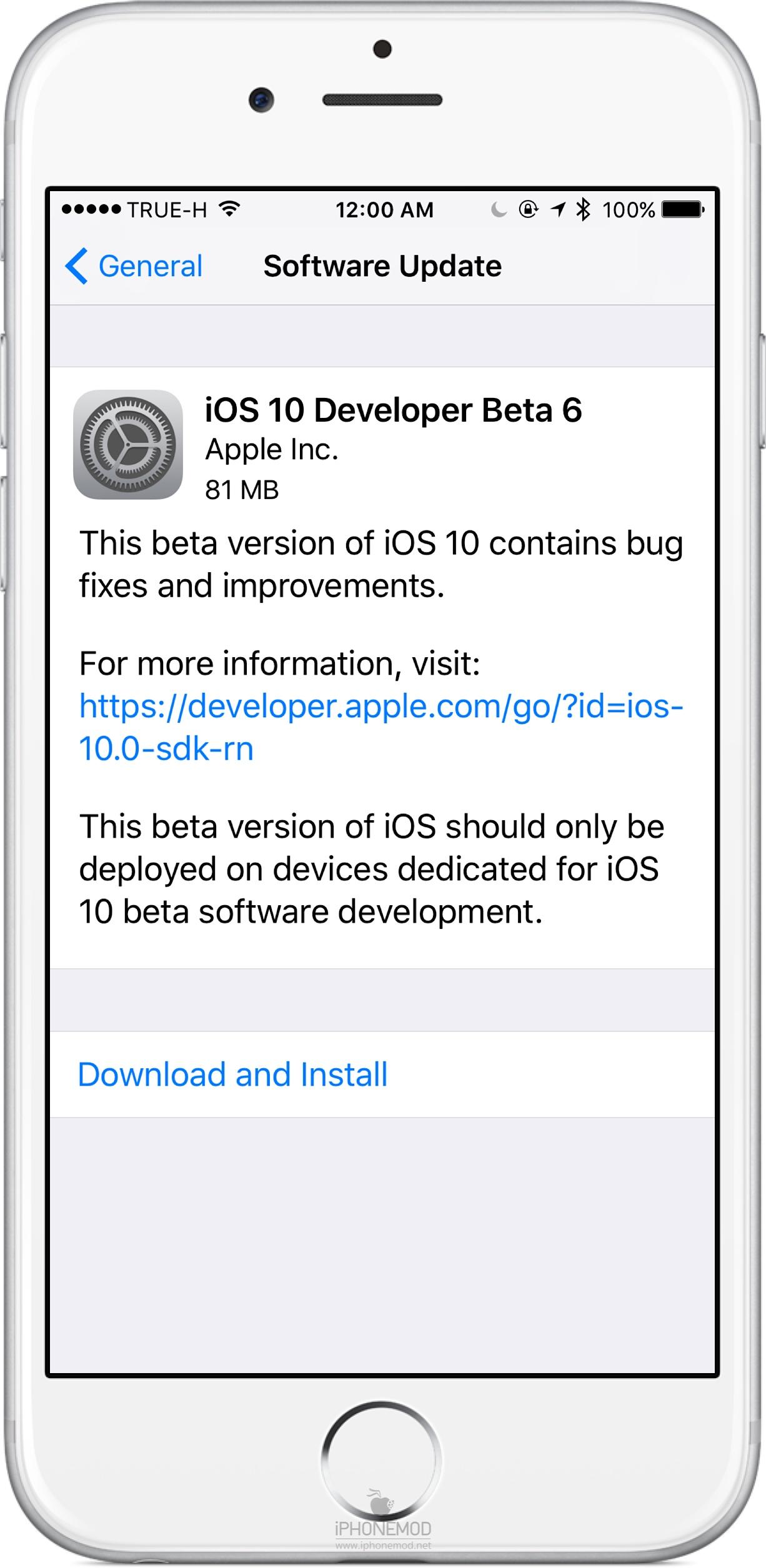 ios-10-dev-beta-6