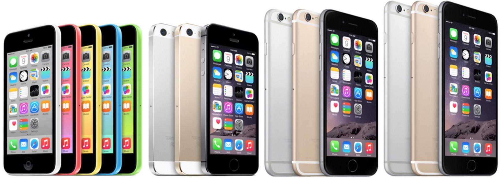 iphone family'