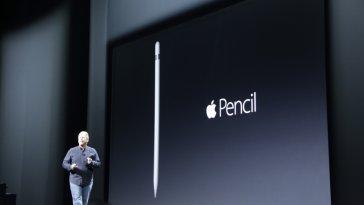 apple pencil - keynote