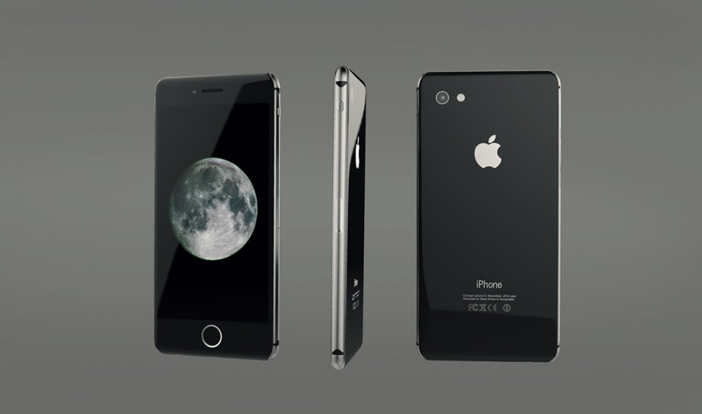 iPhone Glass Concept - nowhereelse.fr