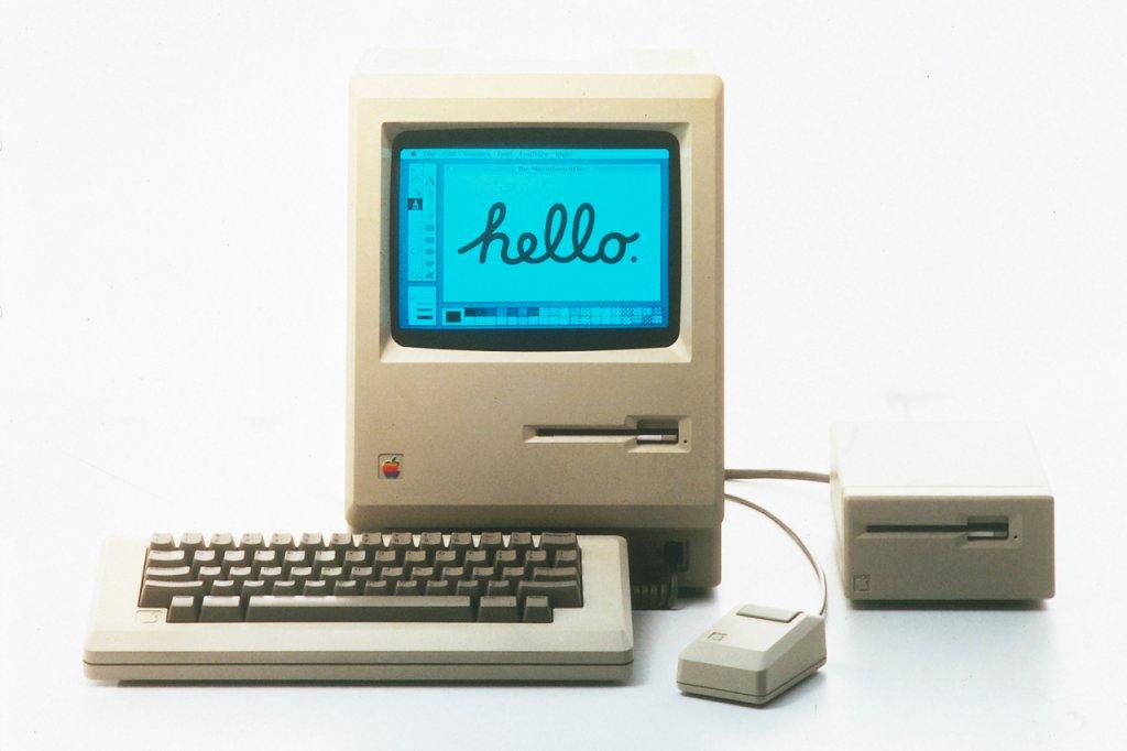 Macintosh-Hello