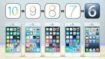 iPhone5iOS