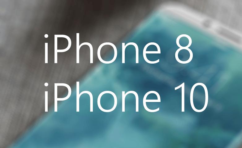 iPhone8-iPhone10