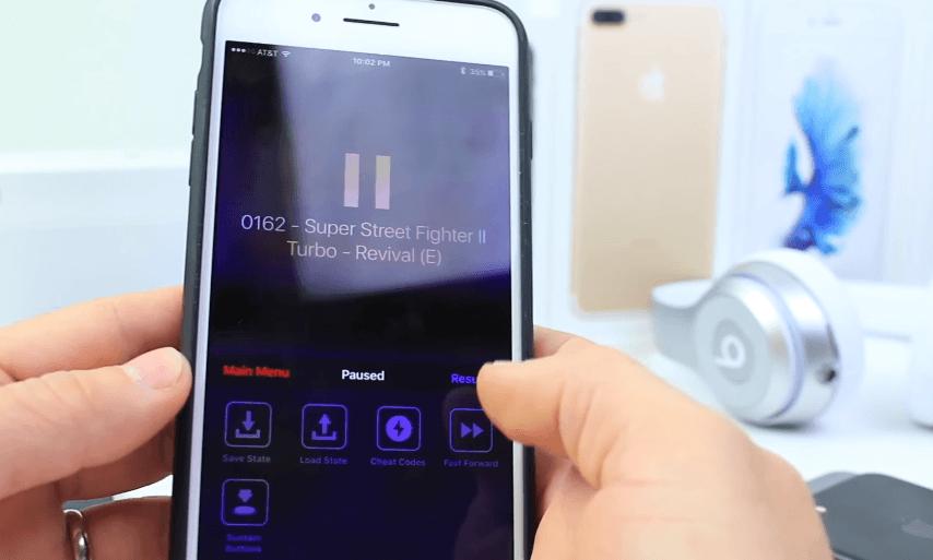 ชมวิดีโอ สาธิตเล่นเกม Nintendo ผ่านแอป Delta เวอร์ชั่นทดสอบบน iPhone