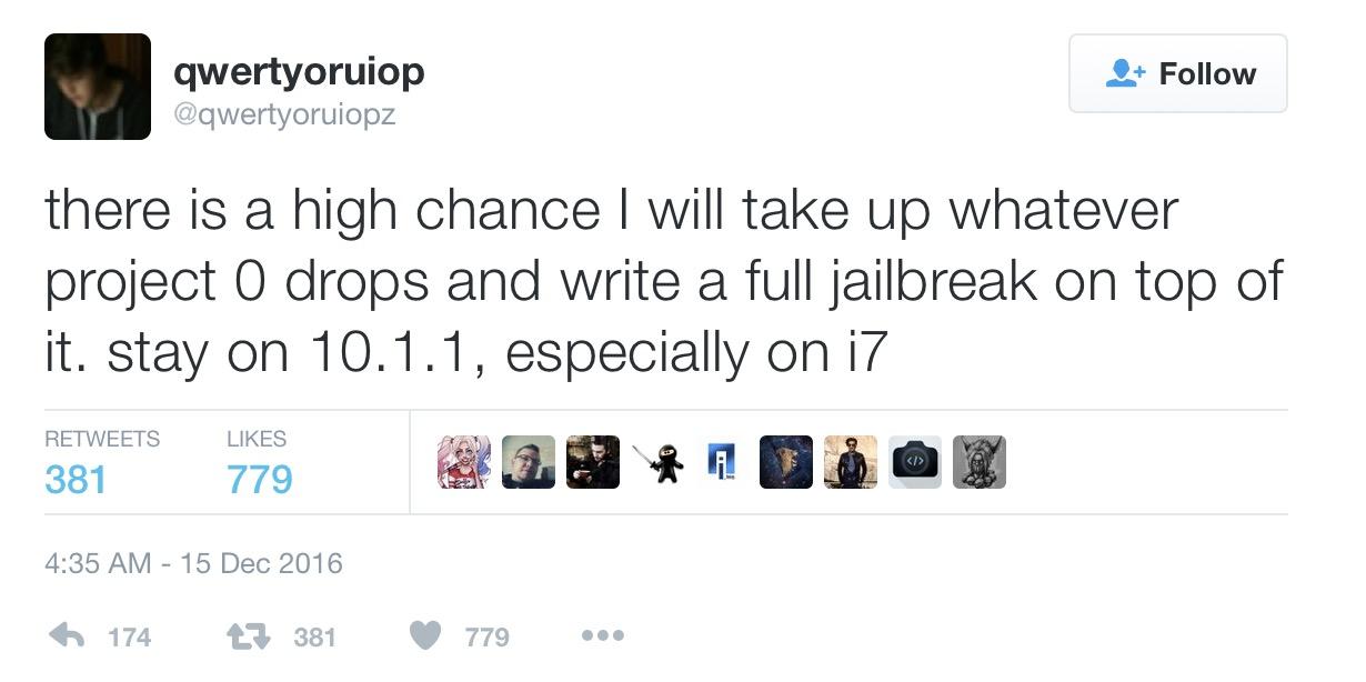 ios 10 jailkreak likely coming