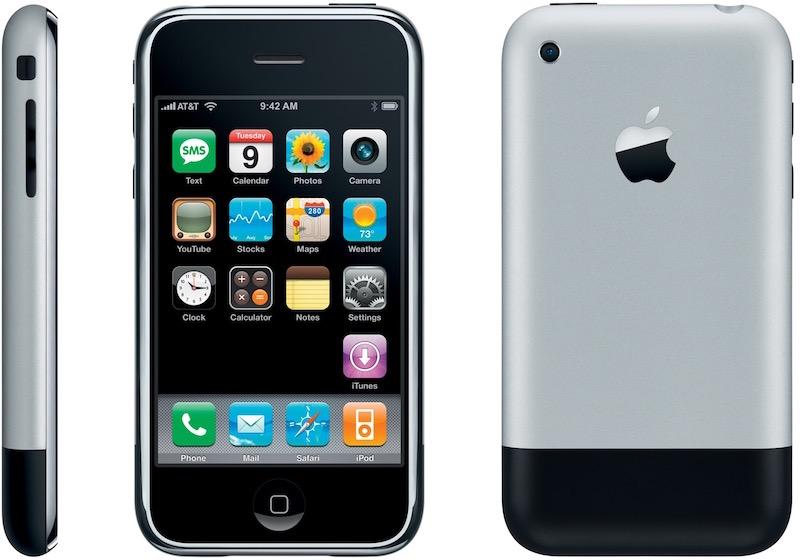 iPhone รุ่นแรก