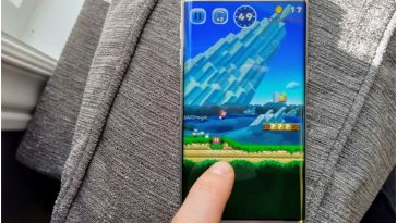 super mario run android released