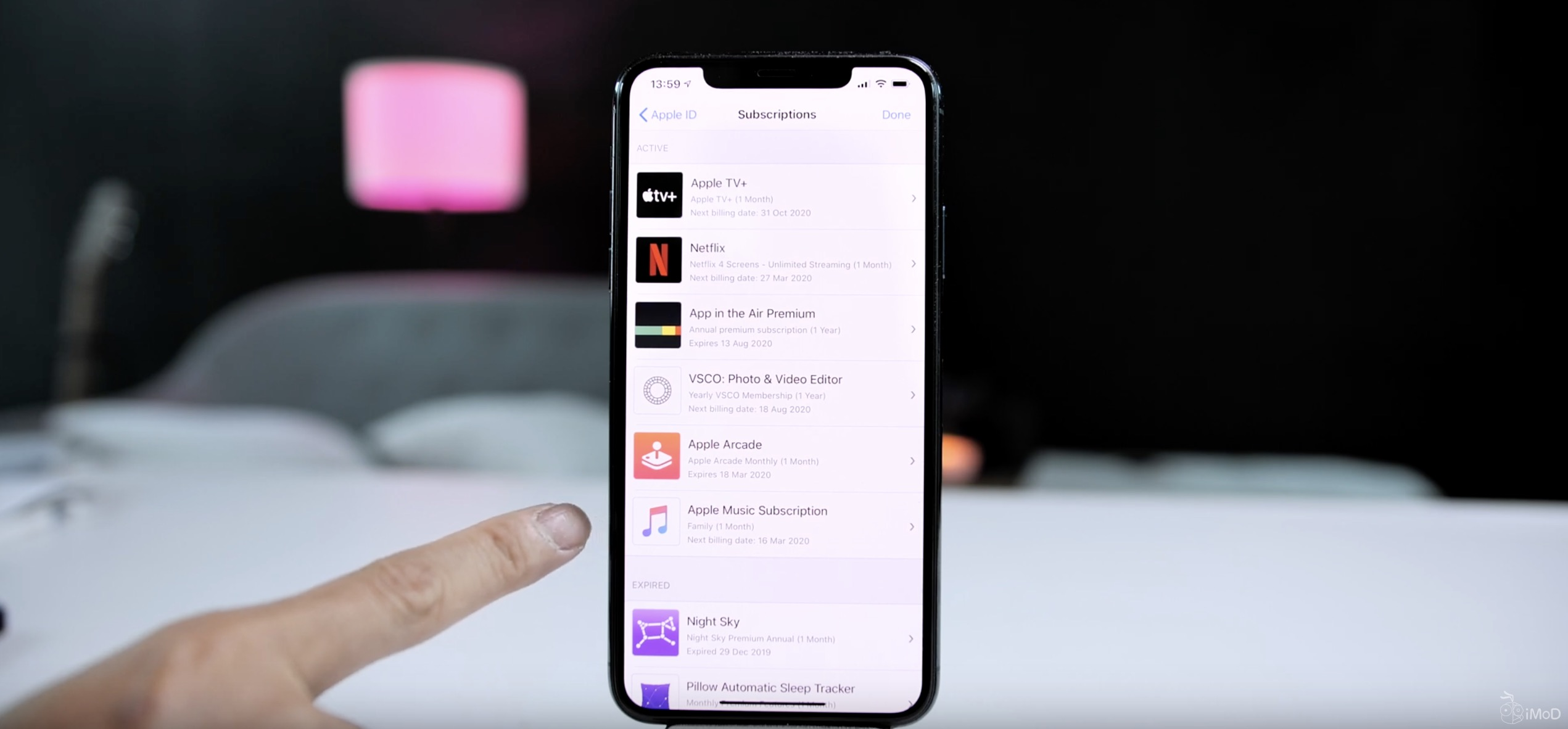 Cancel Apple Mussic Subscrioption 2