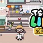 toca life school banner