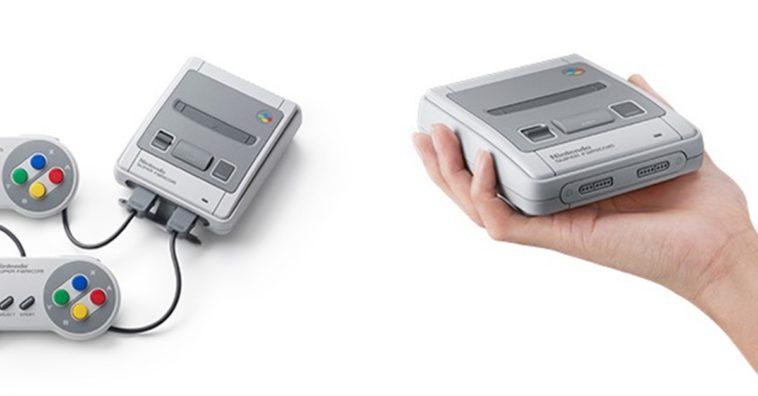 Nintendo Classic Mini Cover