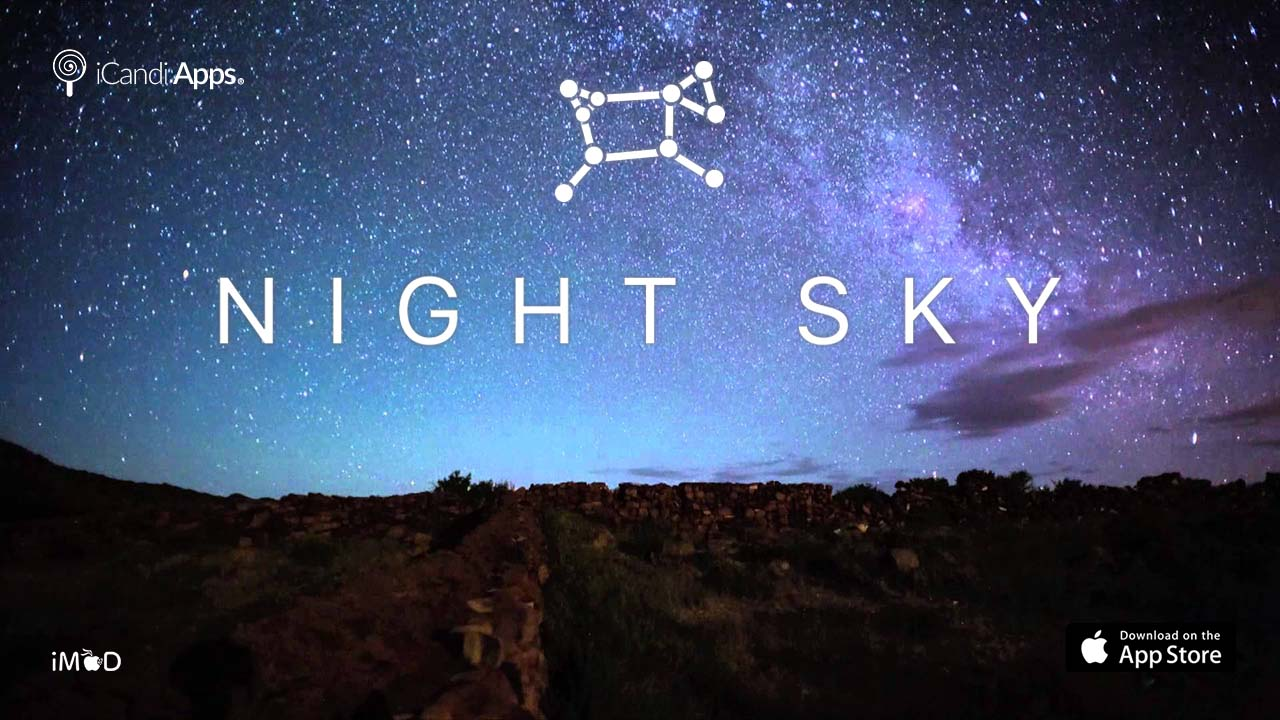 App Nightsky Cover