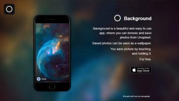 App Unsplashbackground Cover