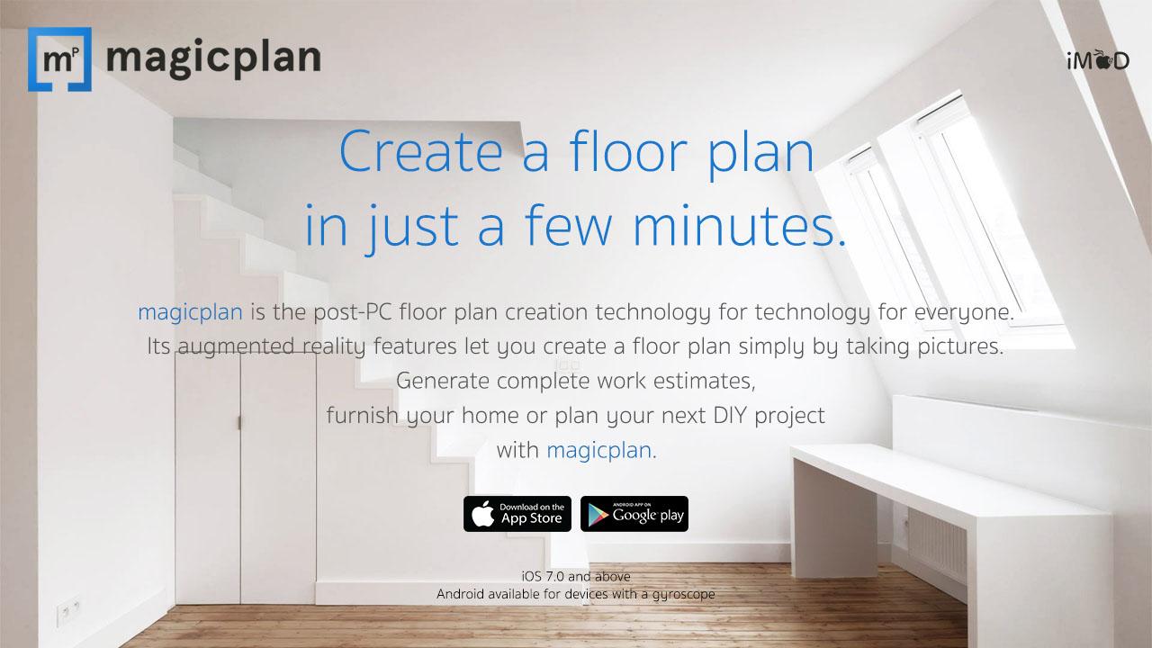 App Magicplan Cover
