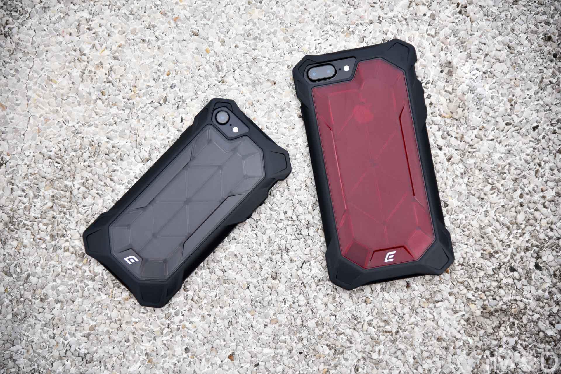 sale retailer 7ed40 12573 รีวิว ELEMENT CASE REV เคสกันกระแทกแบบสุดขีดเพื่อ iPhone 7, 7 Plus