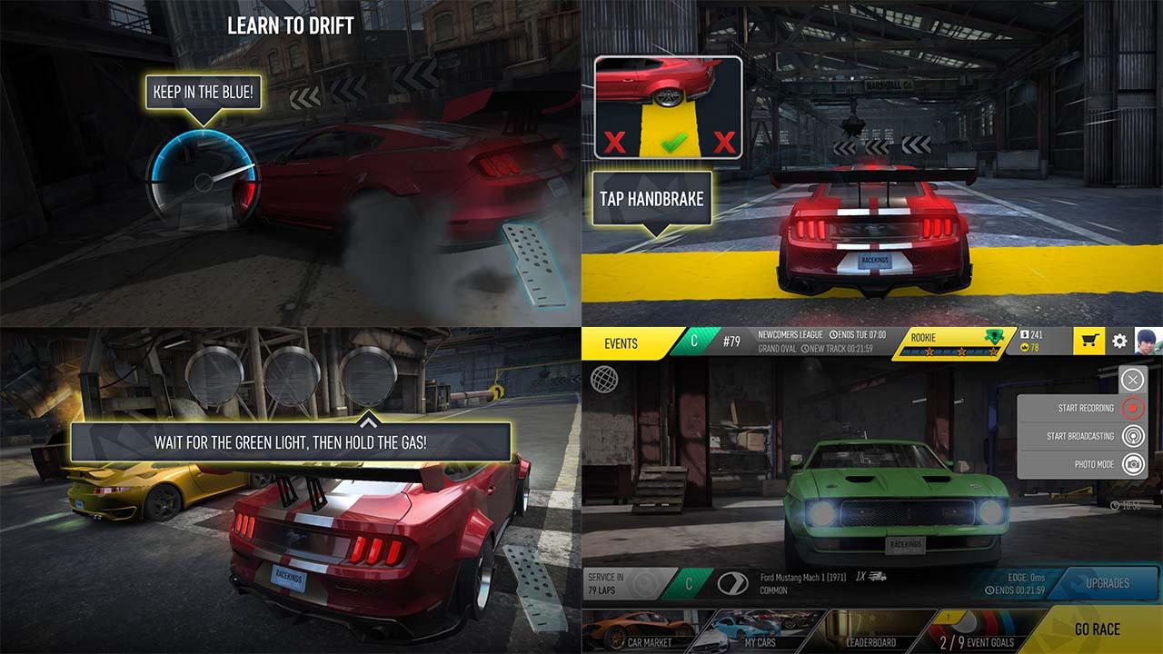 Game Racekings Setting1