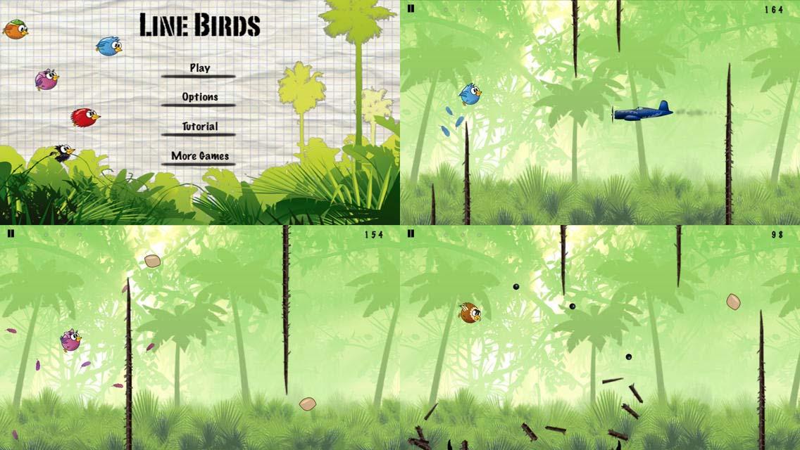 Game Linebirds Cover