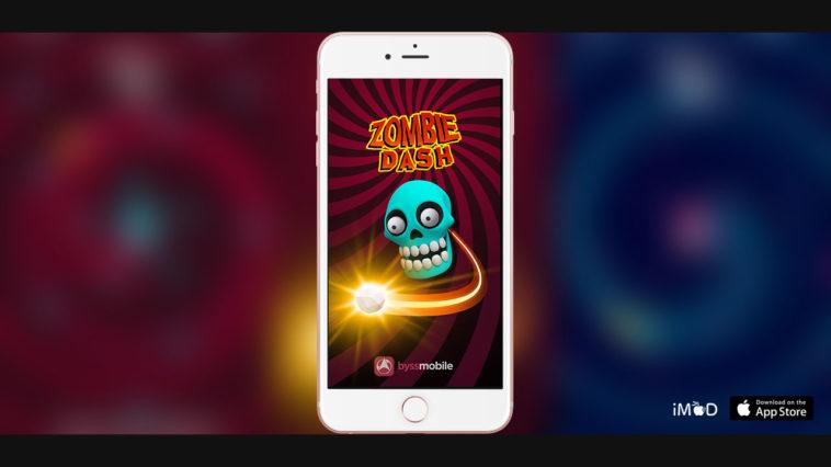 Game Zombiedash Cover