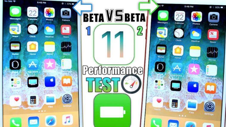 Ios11beta1 Beta2 Battery Cover
