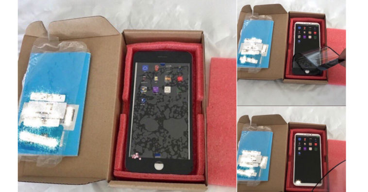 Iphone8 Prototype Leaks Cover
