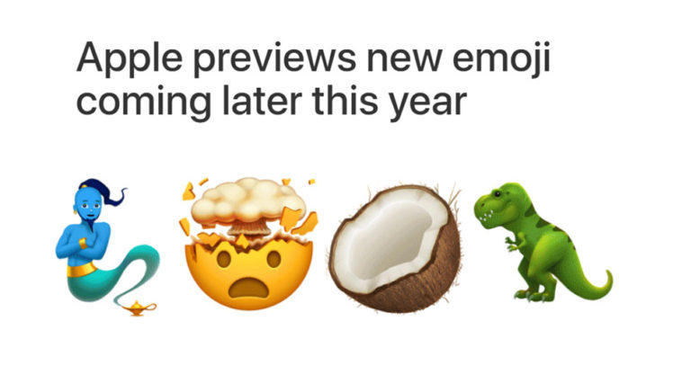 Apple Emoji Cover