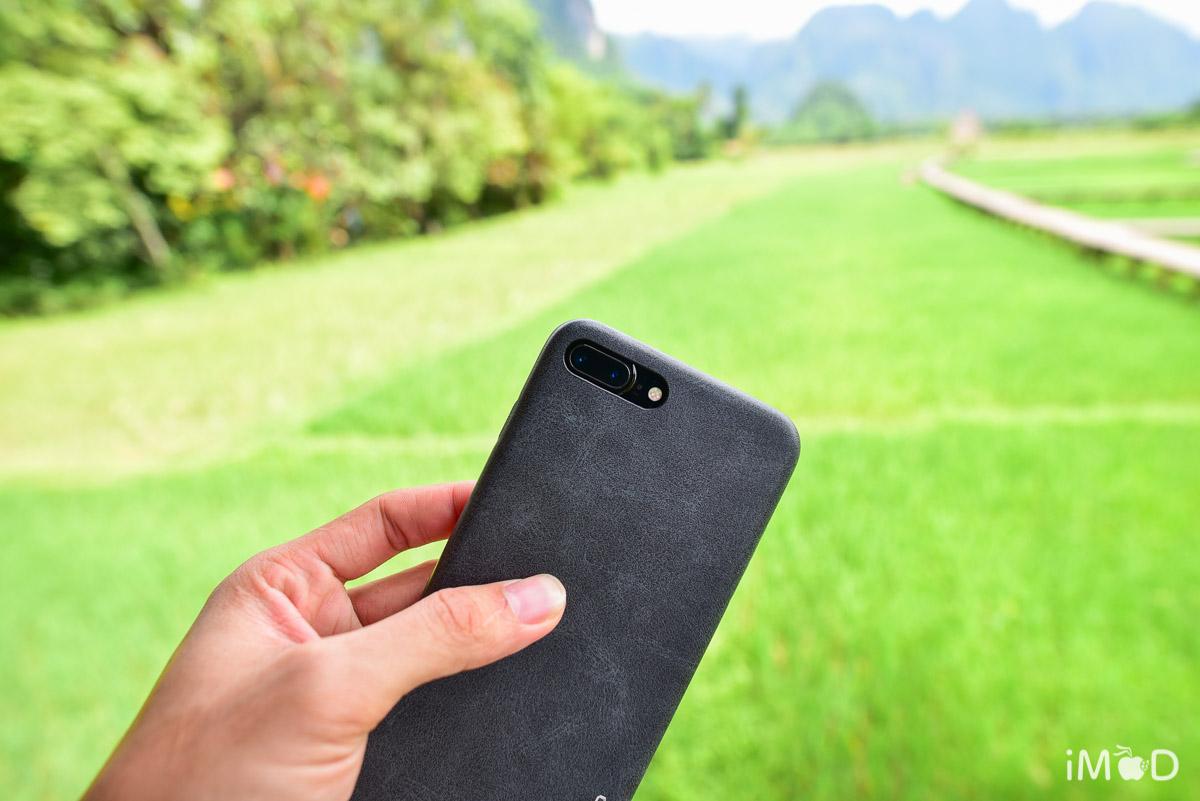Hi Shield Leather Case Iphone7 10