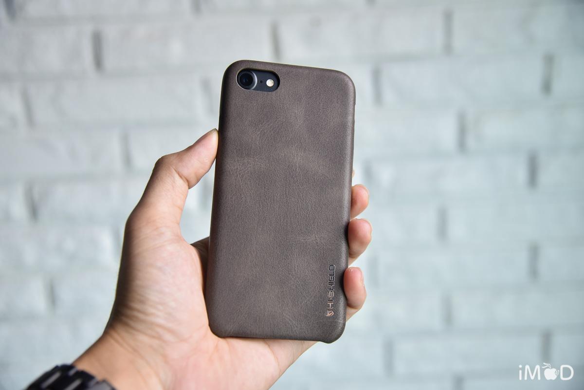 Hi Shield Leather Case Iphone7 16